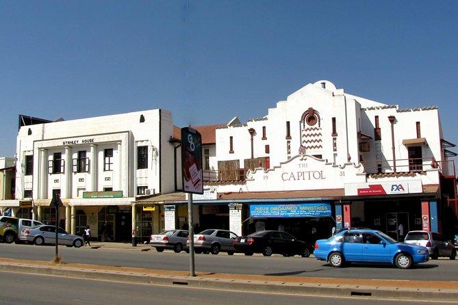 Town Walk Livingstone City