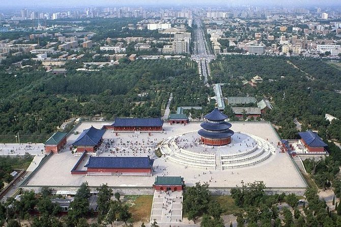 Private Tour: Temple of Heaven, Tiananmen Square, Summer Palace and Forbidden City photo 9