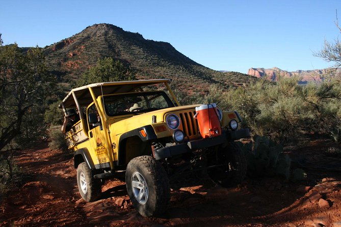 Sedona Red Rock West Off-Road Jeep Tour photo 4