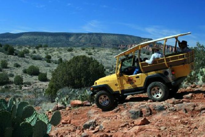 Little Rattler Jeep Tour