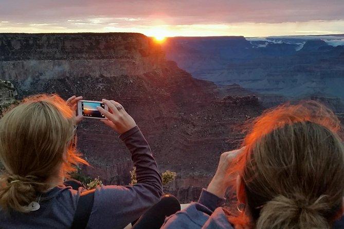 Grand Canyon Sunset Tour van Flagstaff