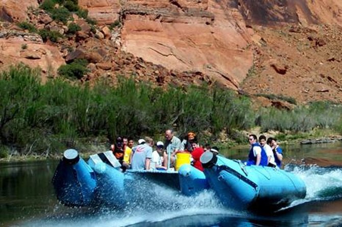 Colorado River Smooth Water Float Trip and from Flagstaff photo 1