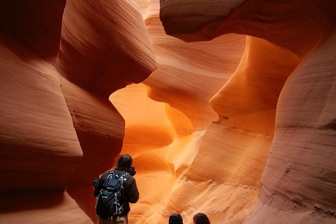 Antelope Canyon and Horseshoe Bend Tour from Sedona