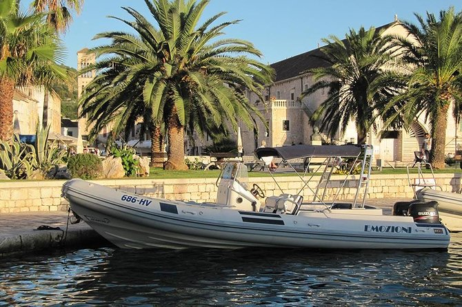 Private Speedboat Transfer to Hvar from Split Airport