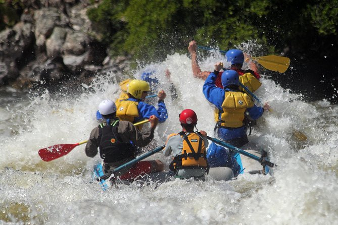 Upper Klamath River Rafting - Big Whitewater