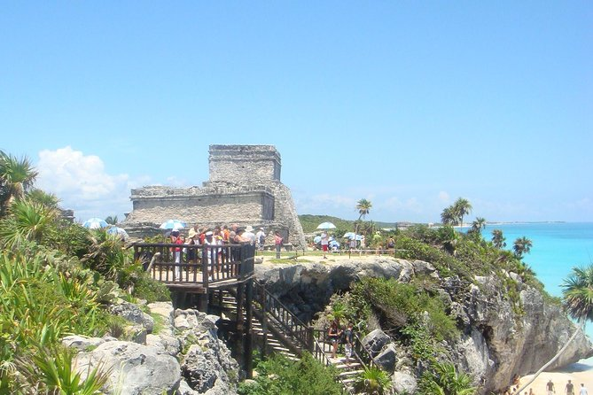 Private Tour: Tulum and Kaan Luum Lagoon from Playa del Carmen photo 1