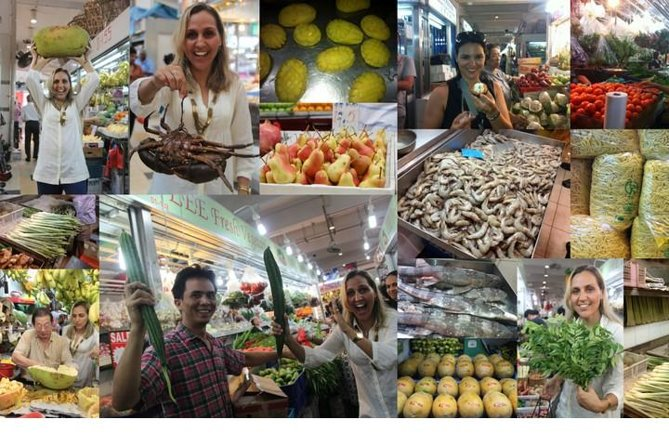 Singapore's Food and Wet Market Adventures