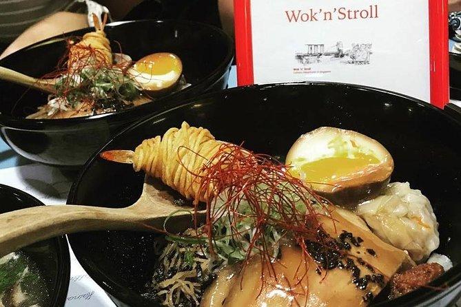 Singapore's Next Generation Hawker Food Tour