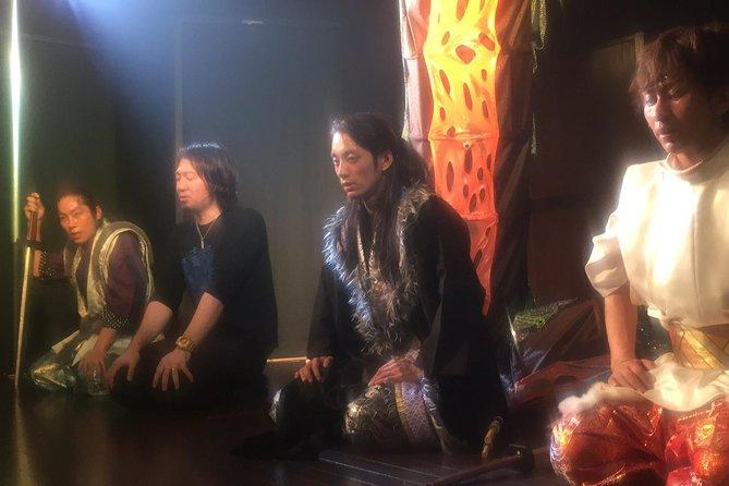Modern 'Kabuki' Show at Cafe Nagoya Za