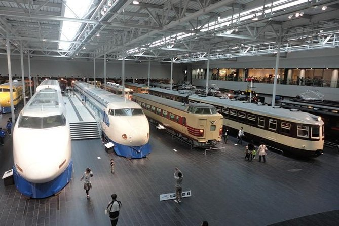 Guided Half-day Tour(PM) to Toyota Commemorative Museum & SCMAGLEV Railway Park photo 6