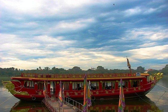 Sundeck Yoga on the Emperor Dragon Boat