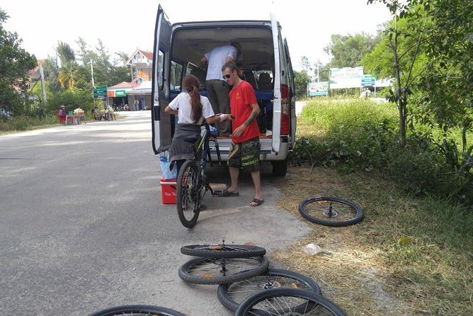 Ganh Lang Fishing Village Home Stay And Bike