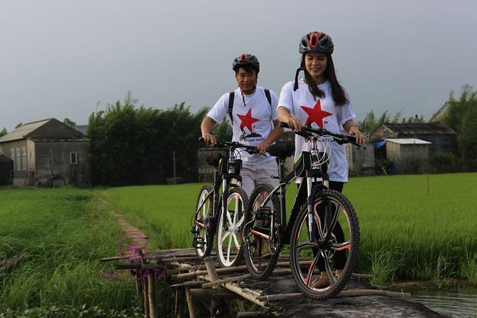 Chuon Lagoon Biking Day Trip from Hue