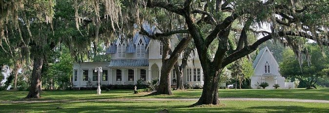 Rose Hill Mansion Tour in Bluffton SC