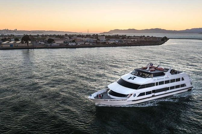 San Francisco Alive After Five Cruise with Hornblower Cruises Image
