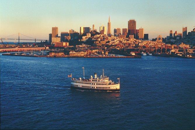 San Francisco Bay Lunch Cruise