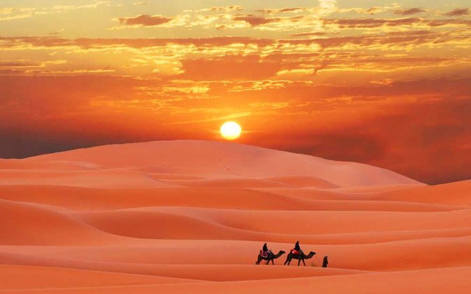 3 days 2 nights private desert tour from Marrakesh to Fez