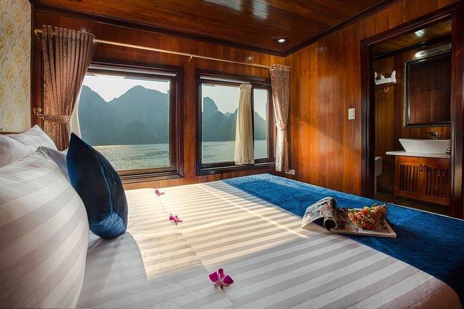 3-days 2 Nights Halong Cruise Tour With Flamingo Cruise