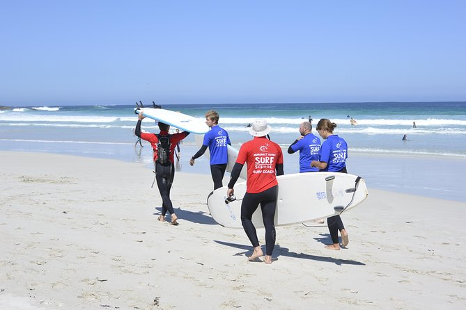 Margaret River Group Surfing Lesson