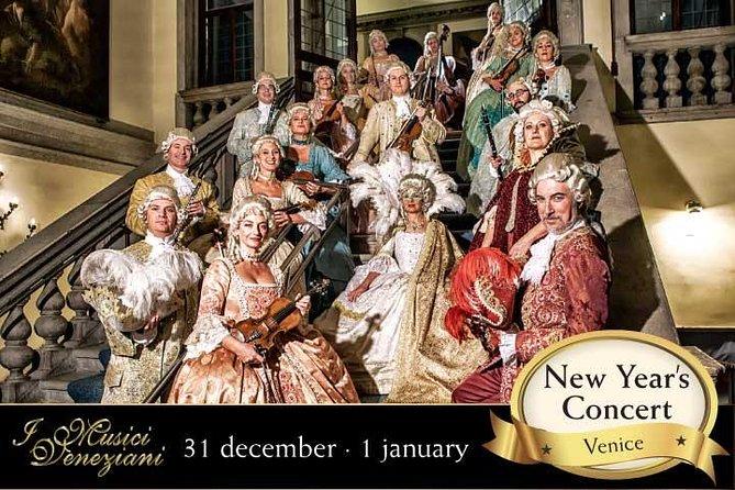 I Musici Veneziani New Year's Concert in Venice