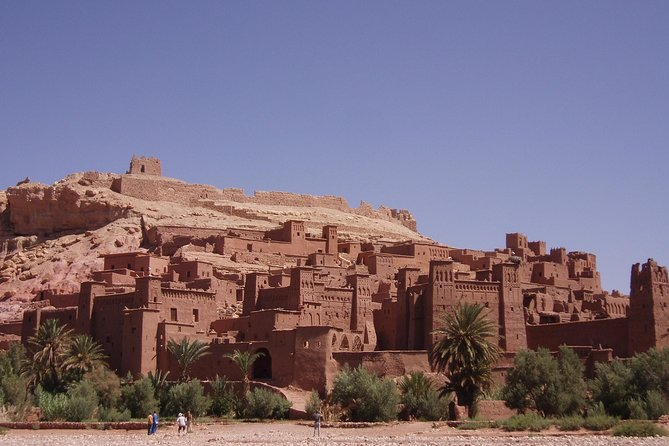 Ouarzazate Region and High Atlas Private Day Trip from Marrakech