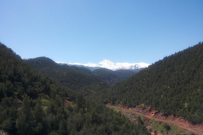 Private Tour: High Atlas Mountains Day Trip to the Ourika Valley and Waterfalls from Marrakech
