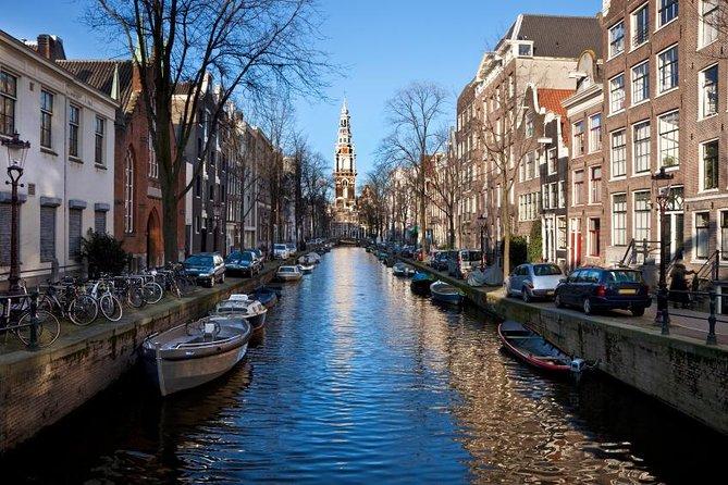 Amsterdam City Sightseeing Tour