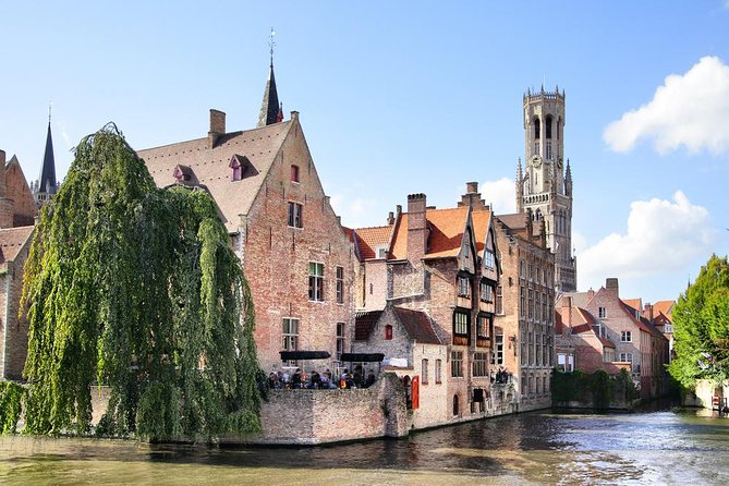 Bruges Full-Day Tour from Amsterdam