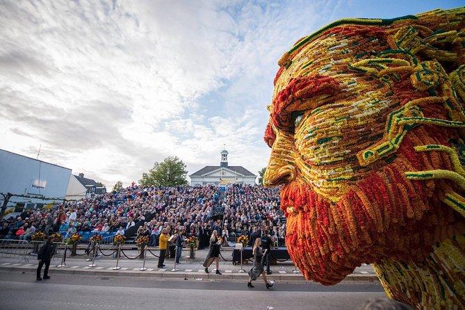 Excursion d'une journée dans le pays Van Gogh au départ d'Amsterdam: la plus grande parade de fleurs du monde à Zundert-Brabant et la croisière sur le canal d'Amsterdam