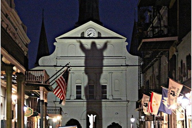 French Quarter Drunken Ghost and Vampire Tour