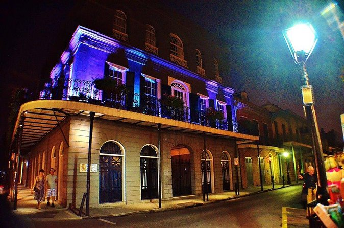 New Orleans Voodoo Mystery and Paranormal Tour