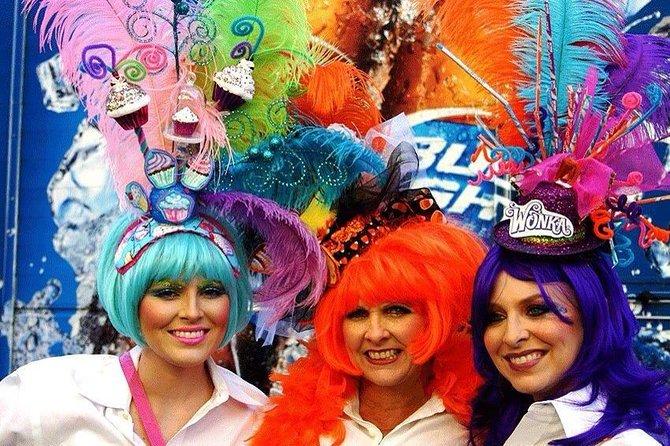 Wandeling door New Orleans Mardi Gras