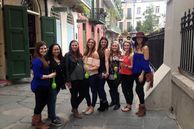 Legends of New Orleans Walking Tour