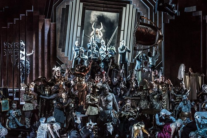 Opera Performance en el Arts Centre Melbourne
