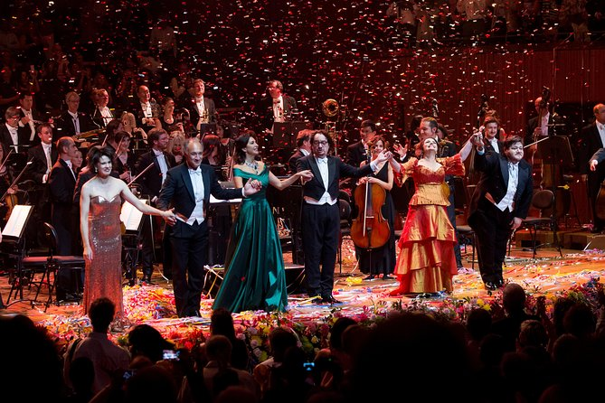 Sydney Opera House New Year's Eve Opera Gala