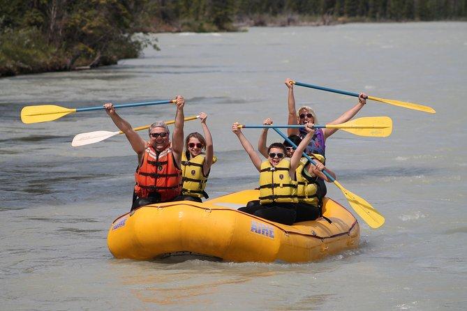 Athabasca River Mile 5 Morning Rafting Trip