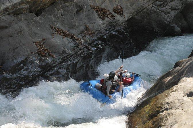 El Chorro Water Rafting from Jaco