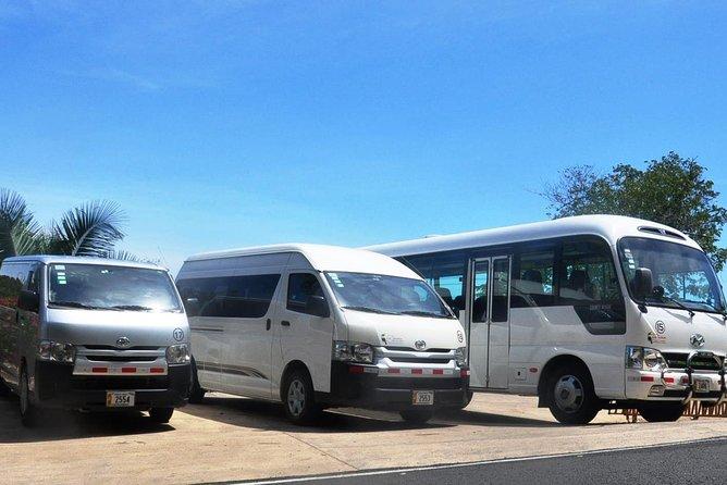 One-Way Private Transfer: Quepos or Manuel Antonio to San José