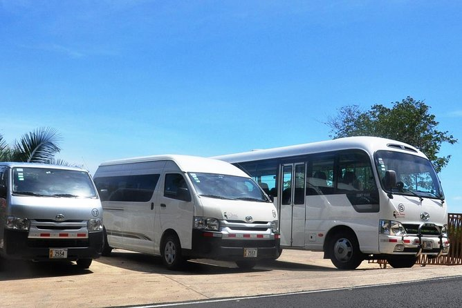 One-Way Private Transfer from Uvita to Quepos - Manuel Antonio