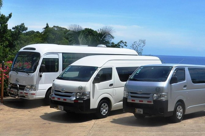 One-Way Private Transfer from Quepos - Manuel Antonio to Uvita photo 2