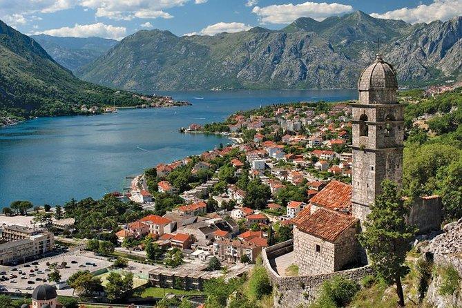 Viagem diurna para Montenegro saindo de Dubrovnik