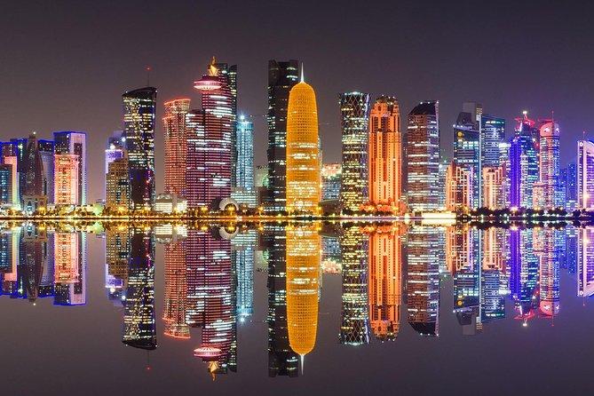 Doha skyscraper