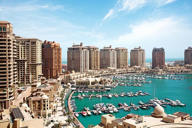 Private Full-Day Shopping Tour in Doha