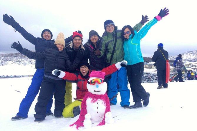 1 Day Thredbo Snow Tour From Sydney