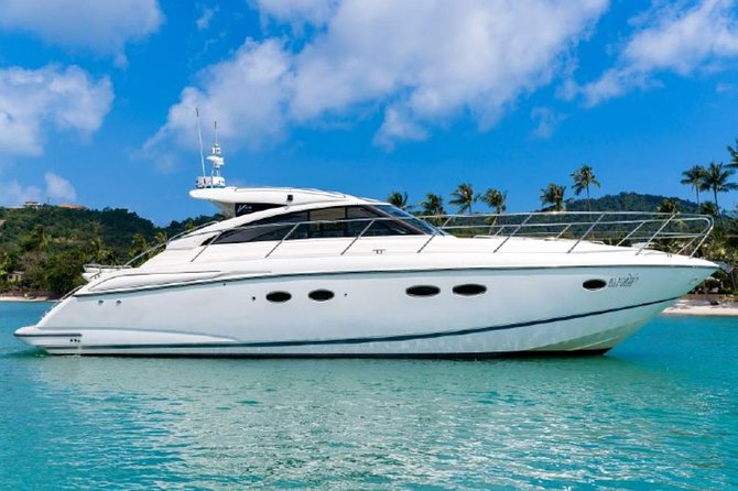 Luxurious Experience to Anguila aboard a Princess V48