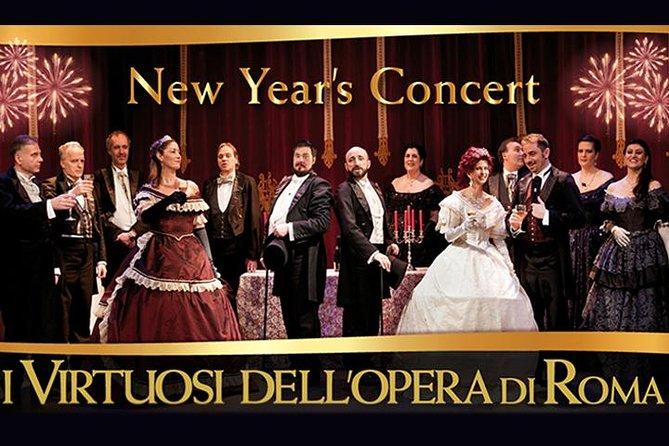 Evite las colas: I Virtuosi dell'opera di Roma: Boleto de concierto de Año Nuevo