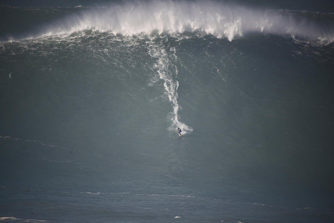 Half Day Private Tour - Nazare Big Waves from Lisbon