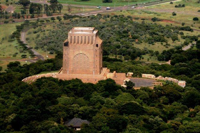 Pretoria City Guided Day Tour