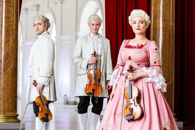 Una noche en el palacio de Charlottenburg: entrada para el concierto