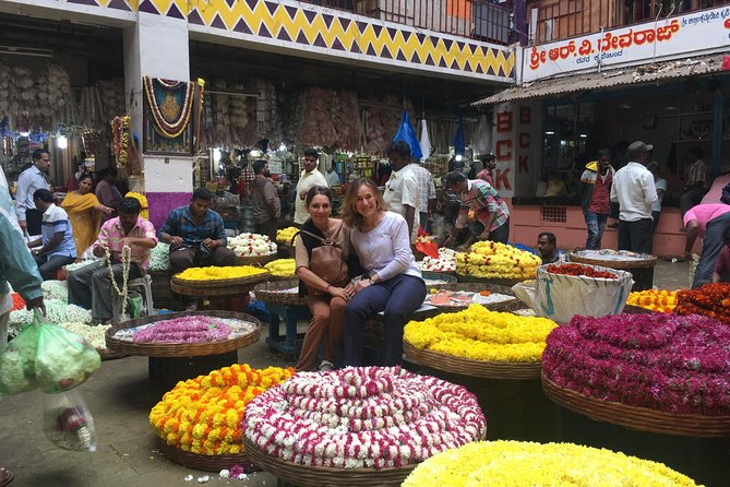 "Bengaluru ""Pete"" City Market Half-Day Walking Tour"